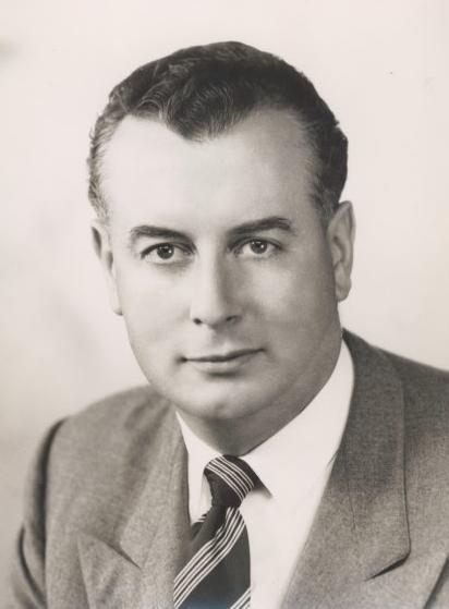 Gough Whitlam, 1955 (image)