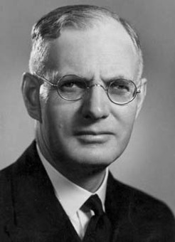 John Curtin, 14th Prime Minister of Australia (image)