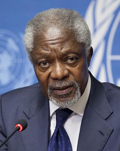 Kofi Annan (image)