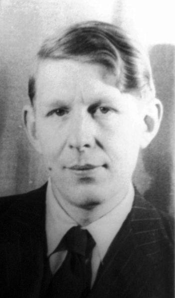 W. H. Auden (image)